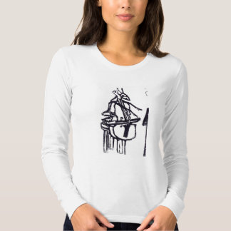 Siegfried Plays The Cello T-shirt
