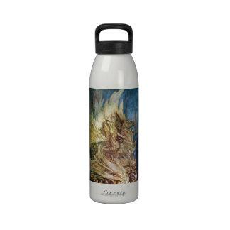 Siegfried The Twilight of the Gods by A Rackham Drinking Bottle