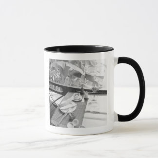 Siem Reap Cambodia, Continental Breakfast Mug