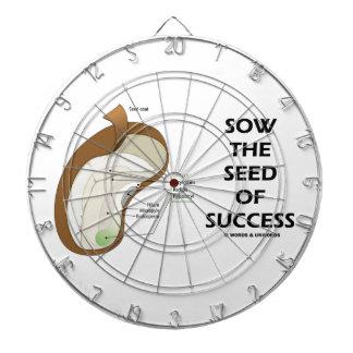 Siembre la semilla del éxito (el humor de la anato