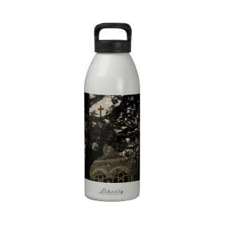 Siempre allí botellas de agua reutilizables