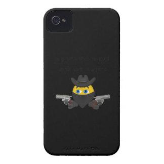 Siempre apuesta en negro iPhone 4 coberturas