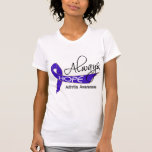 Siempre artritis de la esperanza camiseta
