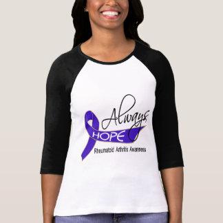 Siempre artritis reumatoide de la esperanza polera