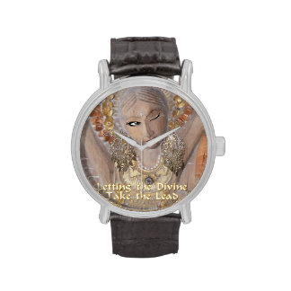 Siempre hora de dejar la ventaja divina reloj