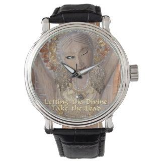 Siempre hora de dejar la ventaja divina relojes