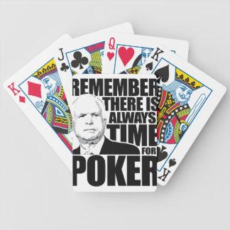 Siempre hora para el póker barajas