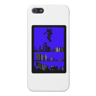 Siempre los azules iPhone 5 carcasas