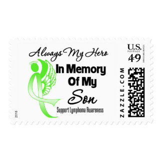 Siempre mi héroe en el hijo de la memoria - sellos