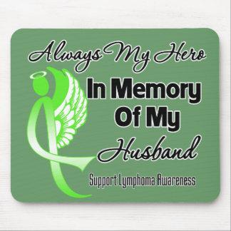 Siempre mi héroe en el marido de la memoria - linf alfombrilla de ratones