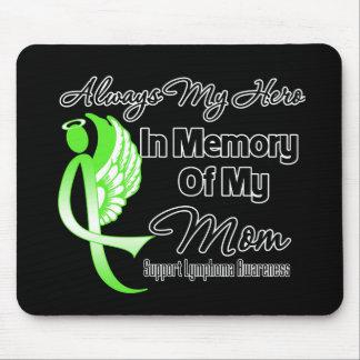 Siempre mi héroe en la mamá de la memoria - linfom alfombrilla de raton