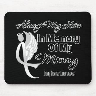 Siempre mi héroe en mamá de la memoria - cáncer de tapete de raton