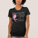 Siempre mi héroe en tía de la memoria - cáncer de  camiseta