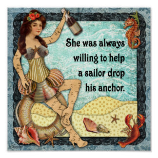 Siempre queriendo ayudar a un marinero poster