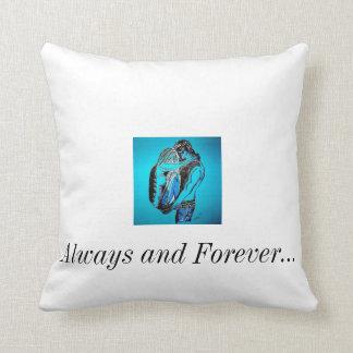 Siempre y para siempre… almohada