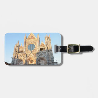 Siena Italia Etiquetas Maleta
