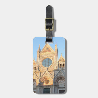 Siena Italy Bag Tag