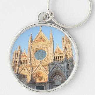 Siena Italy Keychain