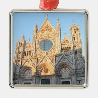 Siena Italy Metal Ornament