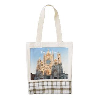 Siena Italy Zazzle HEART Tote Bag
