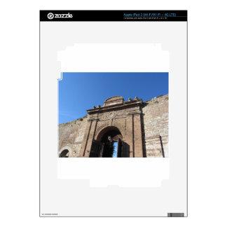 Siena, Tuscany - Porta Camollia iPad 3 Decals