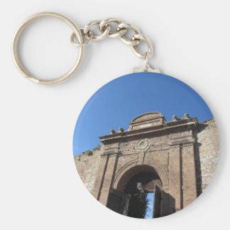 Siena, Tuscany - Porta Camollia Keychain