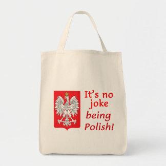 Siendo polaco bolsa de mano