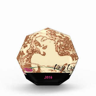 Sienna Bliss Acrylic Award