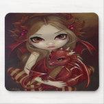 """""""Sienna Dragonling"""" Mousepad"""