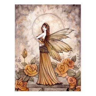 Sienna Rose Fairy Postcard