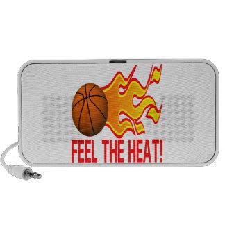 Sienta el calor altavoz