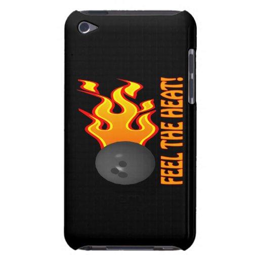 Sienta el calor barely there iPod funda