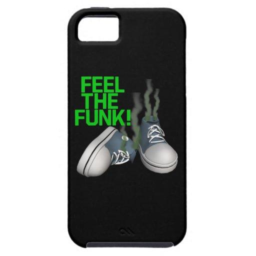 Sienta el Funk.png iPhone 5 Case-Mate Carcasas