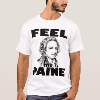 Sienta la camisa de los hombres de Paine