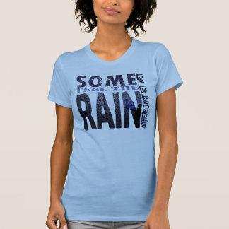 Sienta la lluvia tshirts