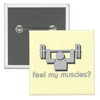 Sienta mis músculos pin