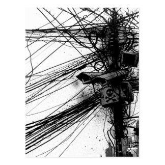 """SIÉNTESE """"Unwired 2"""" Postales"""