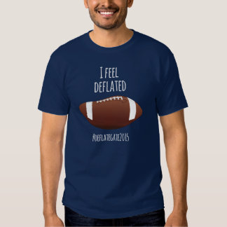 Siento desinflado… para desinflar la camiseta 2015 playeras