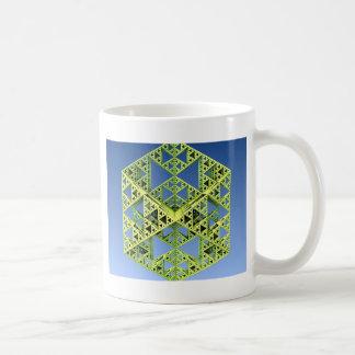 Sierpinski4.jpg Coffee Mug