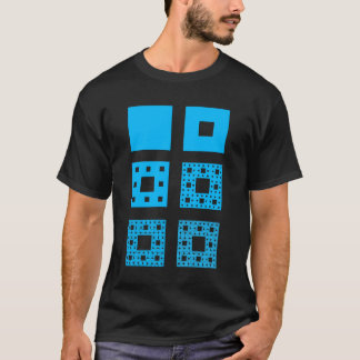 Sierpinski Carpet Expansion Shirt