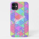 Sierpinski triangle - iPhone 11 case