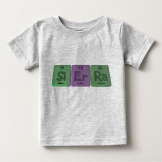 Sierra  as Silicon Erbium Radium T-shirt