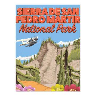 Sierra de San Pedro Mártir National Park Card
