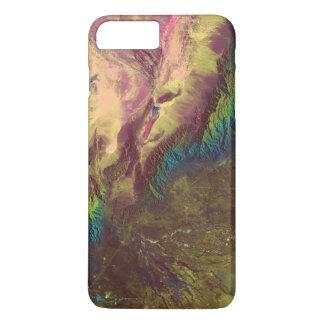 Sierra de Velasco Satellite Image iPhone 7 Plus Case
