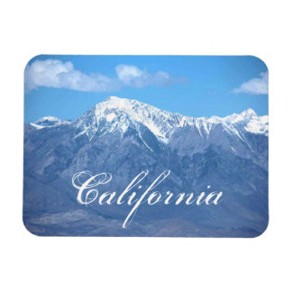 Sierra del este California Imán De Vinilo