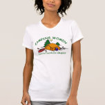 Sierra Foothills Color Logo Tshirt