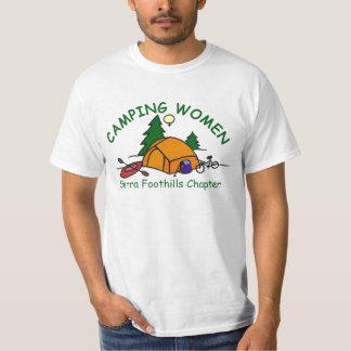 Sierra Foothills Color Logo Value Price T T-Shirt