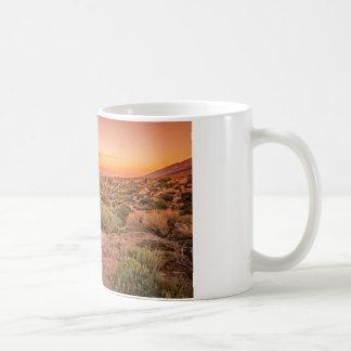 Sierra Foothills Sunset Coffee Mug