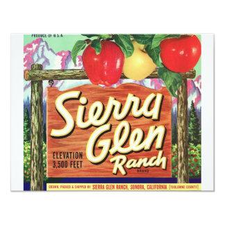 Sierra Glen Card