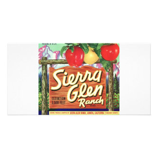 Sierra Glen Photo Card